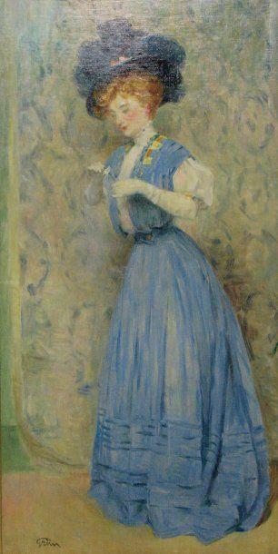 GRÜND Jules-Alexandre (1868-1934)