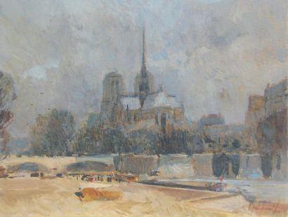 FENOUIL Hervé (1936)