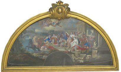 Ecole Autrichienne du XVIIIè siècle