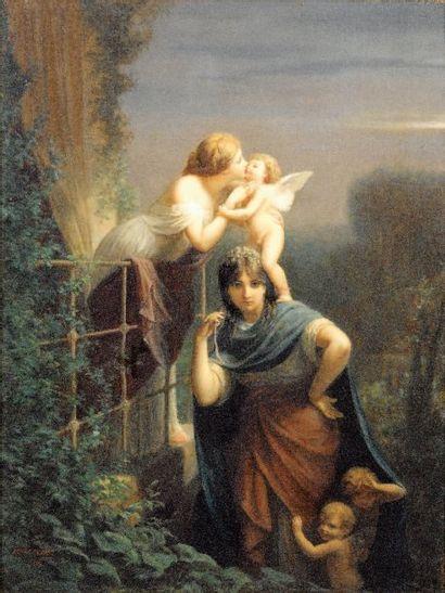 Henri Pierre PICOU (Nantes 1824 - 1895)