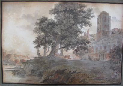 Antoine GENAIN (école française de la fin du XVIIIème siècle)