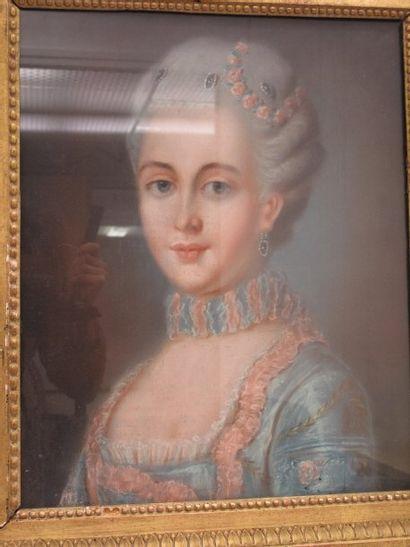 Ecole française du XVIII°Siècle