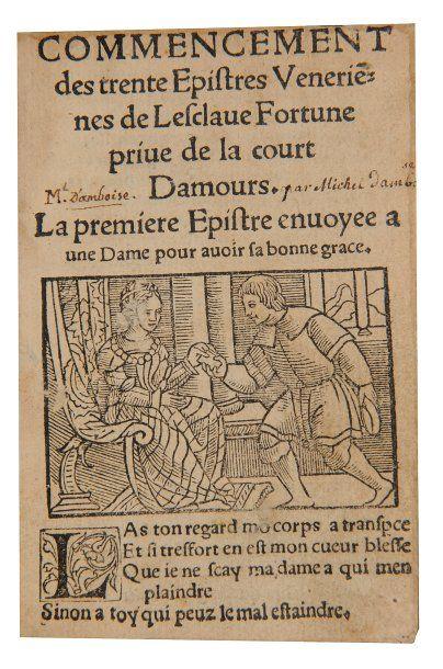 AMBOISE (Michel d').