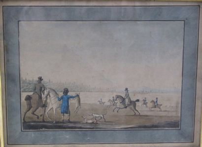 Ecole française du XVIII° siècle