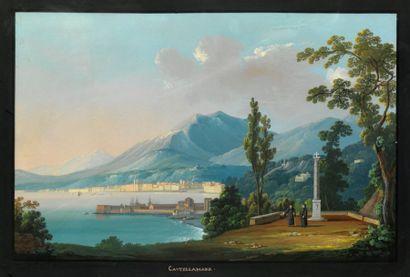 Camillo da VITO (actif vers 1820 à Naples)
