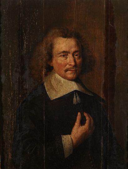 Ecole française du XVII° siècle.