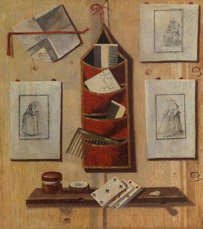 Andrea Gottardo Domenico REMPS (Actif à Venise au XVIII° siècle)
