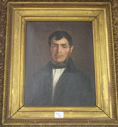 Ecole française, 1847, ROBINES