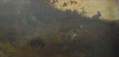 Georges GASSIES (1829-1919)