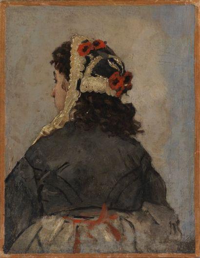 Ecole française du XIX° siècle.