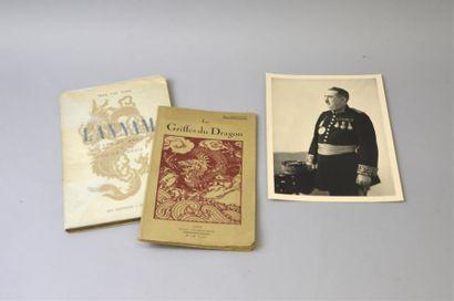 1922 CRAYSSAC (René), Les griffes du dragon...