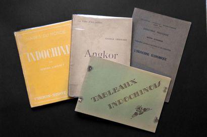 1931 Un ensemble de 4 ouvrages pédagogiques...