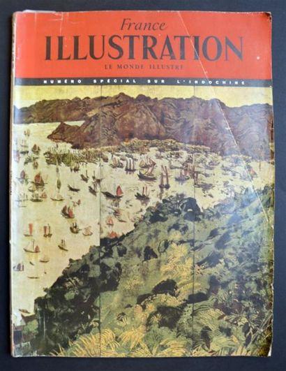1949 France Illustration Numéro Spécial sur...