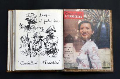 1953 COMBATTANT D'INDOCHINE. Combattant d'Indochine...