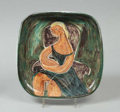 NAUMOVITCH Odette (1904-1954) GRAND CHÊNE...