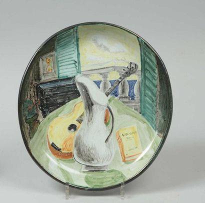 NAUMOVITCH Ljuba (1898-1954) GRAND CHÊNE...