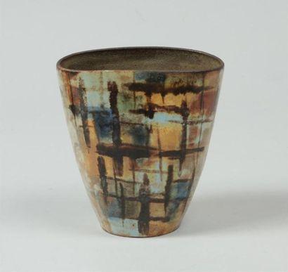 KOSTANDA Alexandre (1921-2007) Vase à panse...