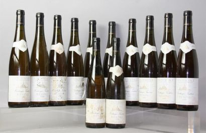 12 Bouteilles RIESLING VT Cave Vinicole Hunawihr...