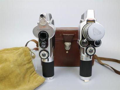Lot de 2 caméras : Gevaert 2x8 Automatic,...
