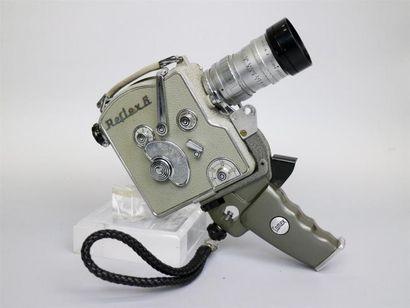 Camex Ercsam Reflex 8. Type RX. Objectif...