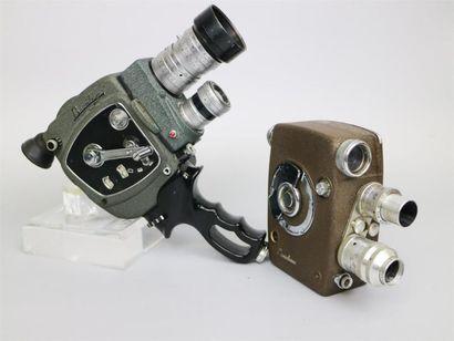 Lot de 2 caméras : Beaulieu, vendue pour...