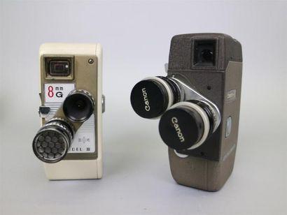 Lot de 2 caméras : Mamiya Camera Model III...