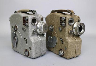 Lot de 2 caméras 9,5 mm : Camex Ercsam, type...