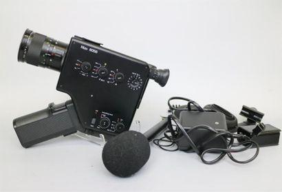 Nizo 6056, Braun AG. Caméra Super 8. En l'état....