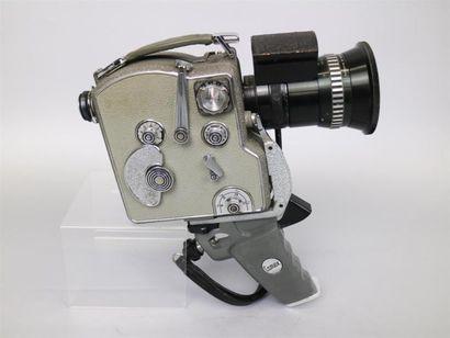 Camex-Reflex-Ercsam. Type CR. Objectif Schneider-Kreuznach...