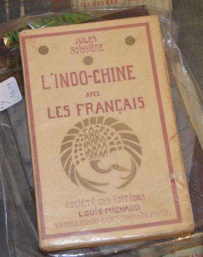 1910. Jules BOISSIÈRE L 'INDO-CHINE AVEC...