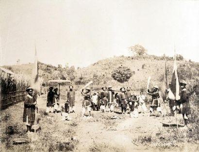 1891-1892 L'album photographique de Saïgon...