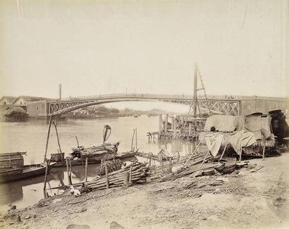 1885-1897. Campagne en Cochinchine de Aurélien...