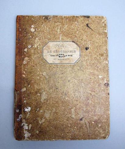 1847 Atlas De La Géographie Ancienne, Du...