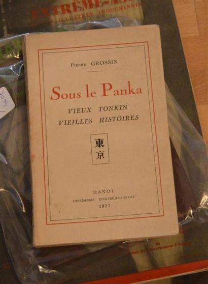 1927. Pierre Grossin SOUS LE PANKA, VIEUX...