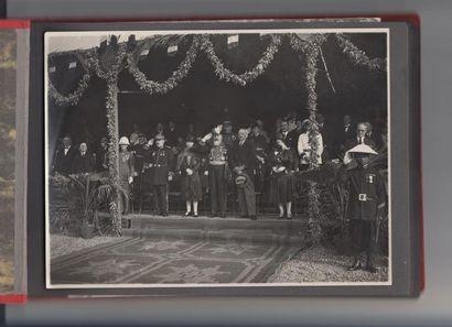 1921 L'ALBUM PHOTOGRAPHIQUE DE LA FAMILLE...