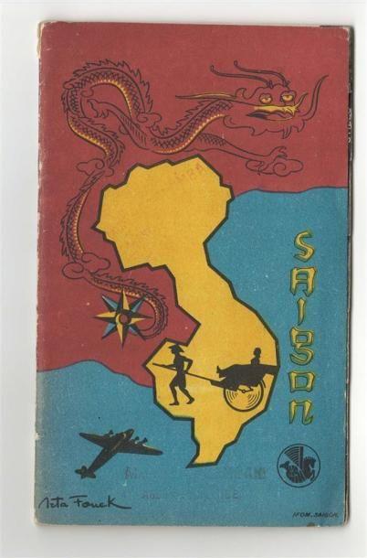 1942. HAVAS EXTREME-ORIENT. Annuaire de Saïgon,...