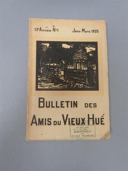 1925 Collectif Le Bulletin des Amis du Vieux...