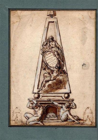 École française du XVIIIème siècle. Projet...