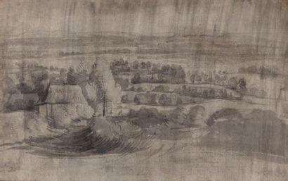 Ecole du Nord du début du XVIIème siècle,...