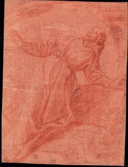 Entourage de TANZIO DA VARALLO (1575-1635)....