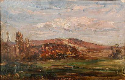 François-Auguste RAVIER (1814-1895) Environ...