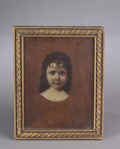 Portrait de Clotilde Bonafous-Murat (1827-1891),...