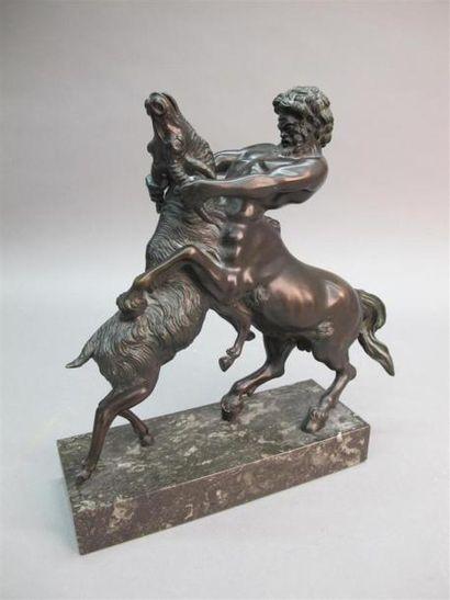 Ferdinando DELUCA (XIX-XXème siècle) Centaure...