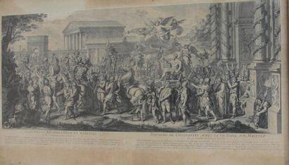 Nicolas-Henri TARDIEU (1674-1749) d'après...