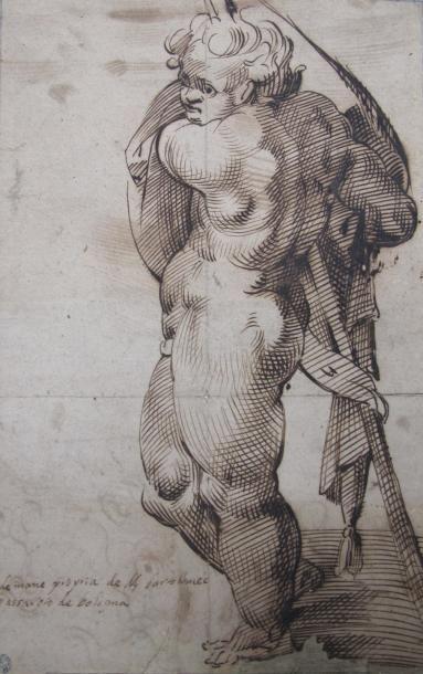 Entourage de Bartolomeo PASSAROTTI (1529-1592)...
