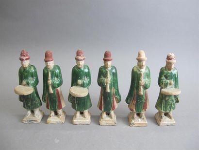 CHINE. Dynastie MING -XVe - XVIe siècle Lot...