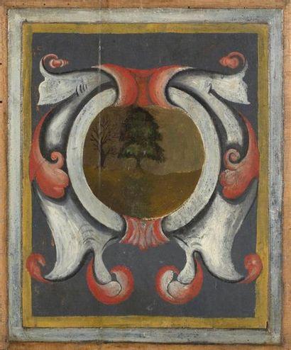 Ecole française (Bourgogne ?) milieu du XVIème...