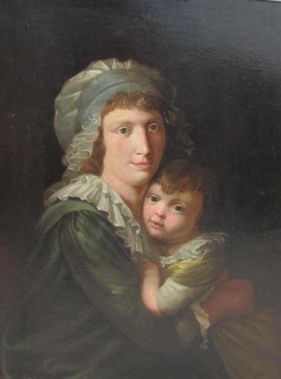 Pierre Joseph Célestin FRANCOIS (1759-1851),...