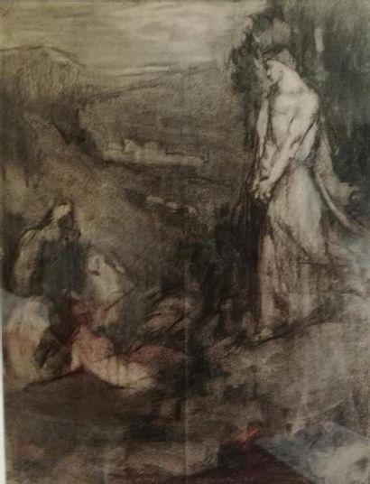 Louis BILLOTEY (1883-1940) Virgile, composant...