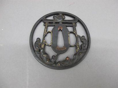 JAPON - Milieu Epoque EDO (1603 - 1868) Maru...
